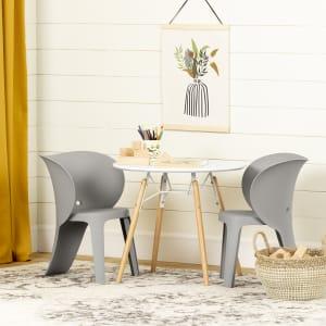 Sweedi - Ensemble table et chaises pour enfants