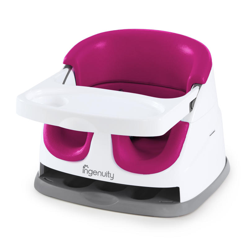 Baby Base 2-in-1™ Seat - Pink Flambe