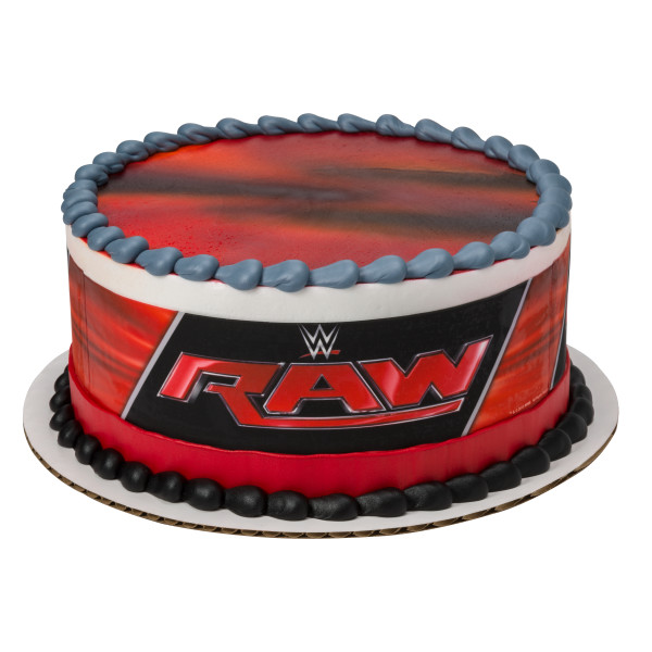 wwe cake toppers photocake 174 image strips decopac 1503