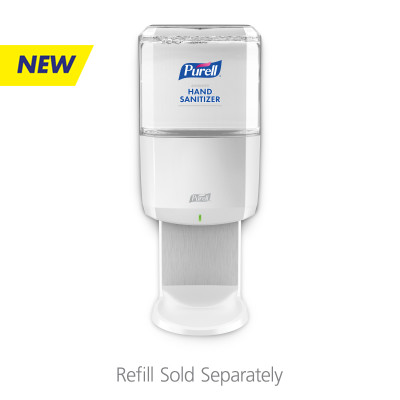 ES8 PURELL FOAM SANITIZER TOUCHFREE DISPENSER WHITE