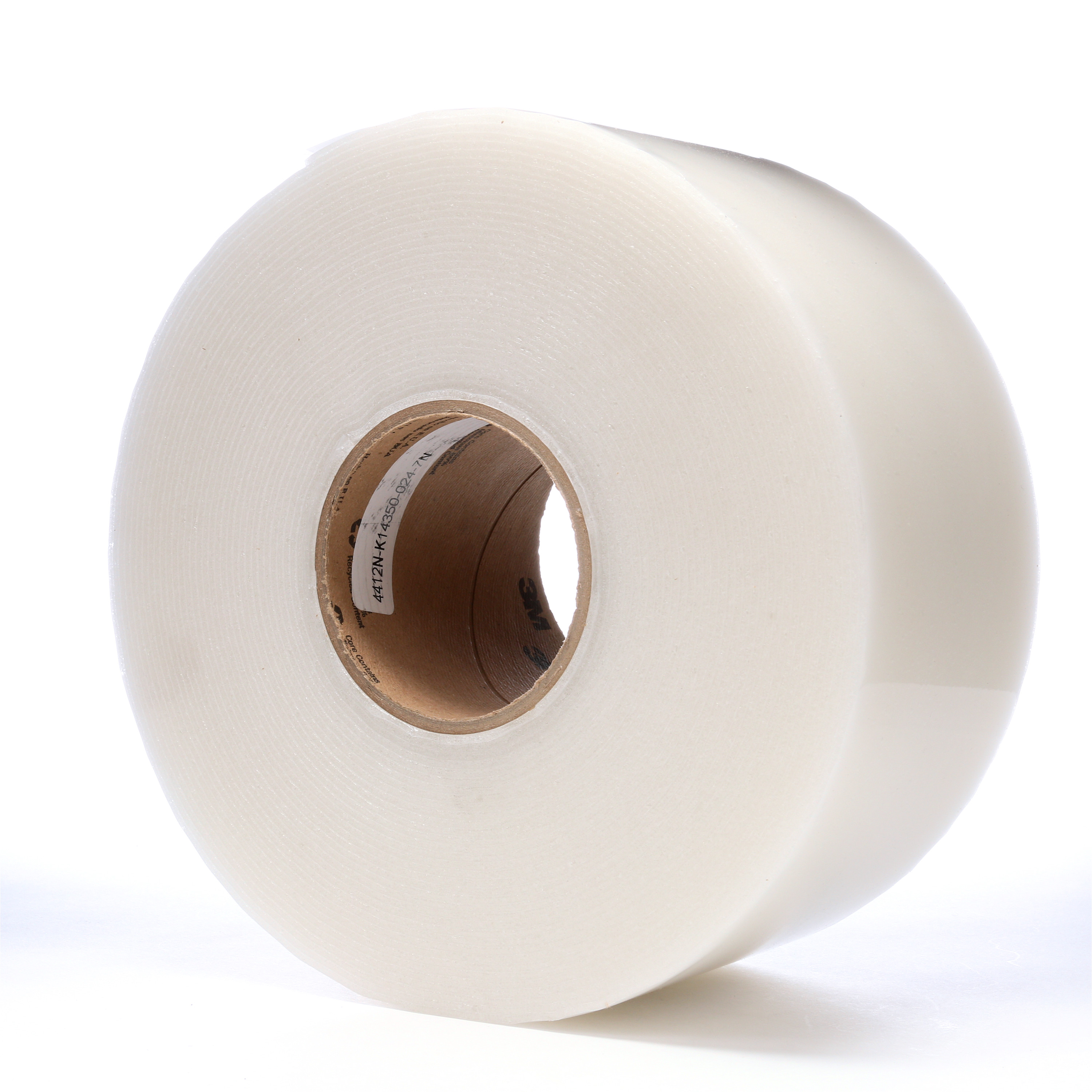 3M™ Extreme Sealing Tape 4412N, Translucent, 4 in x 18 yd, 80 mil, 2 rolls per case