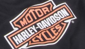 Harley-Davidson Vinyl Pet Cap