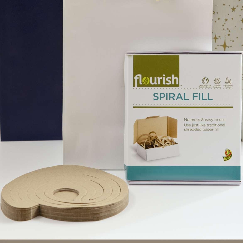 Flourish™ Spiral Cushion Fill