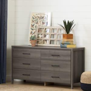 Gravity - 6-Drawer Double Dresser
