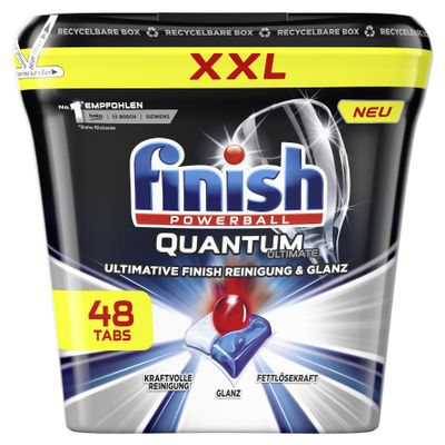 Finish Quantum Ultimate Geschirrspültabs