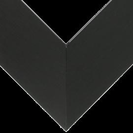 Nielsen Brushed Satin Black 1 3/8