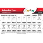 Automotive Fuses Assortment (SFE Glass & ATC Blade Fuses)