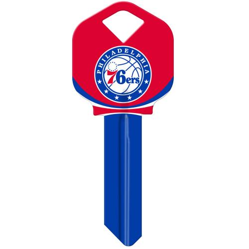 NBA Philadelphia 76ers Key Blank
