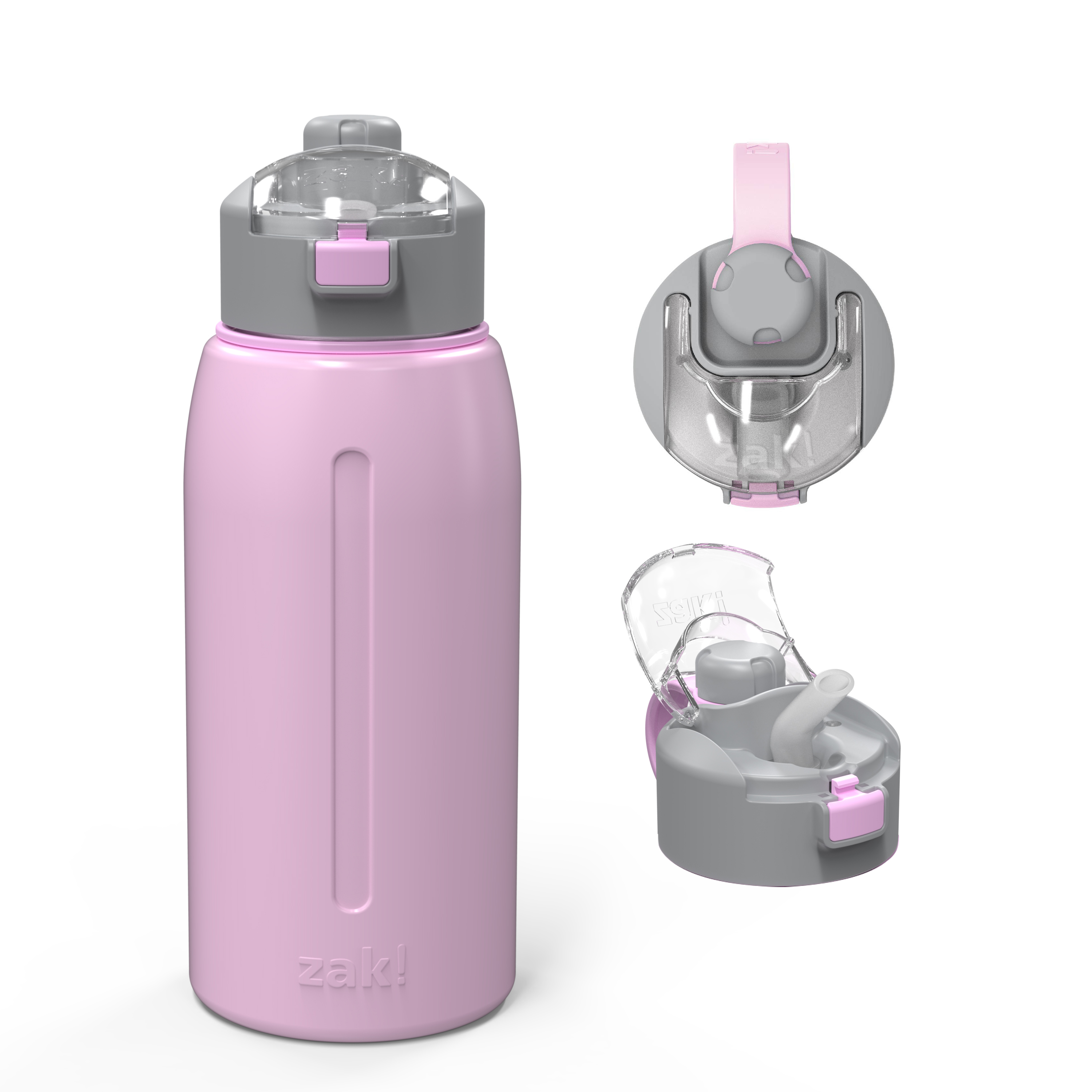 Genesis 32 ounce Vacuum Insulated Stainless Steel Tumbler, Lilac slideshow image 1