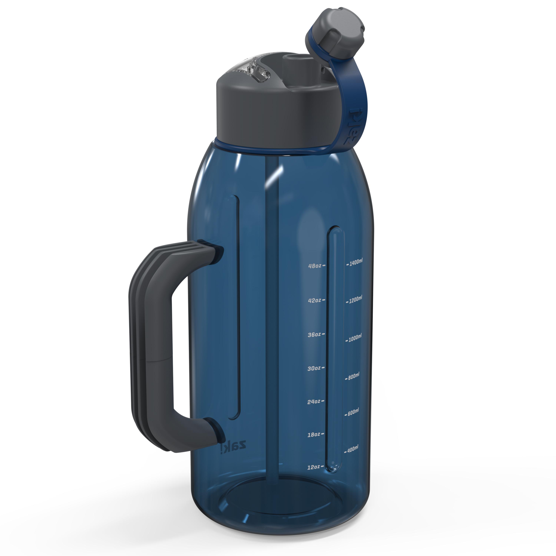 Genesis 64 ounce Water Bottle, Indigo slideshow image 7