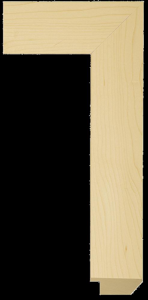 Cranbrook Natural Maple 2' 1/8