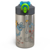 Toy Story 4 15.5 ounce Water Bottle, Buzz, Woody & Friends slideshow image 1