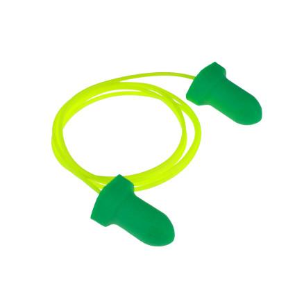 Radians Detour® 32 Disposable Corded Foam Earplugs