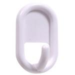 Hardware Essentials Plastic Hanging Hooks