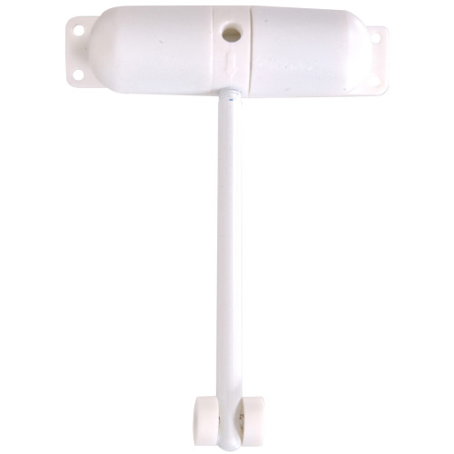 Hardware Essentials Utility Door Closer White