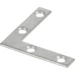 Hardware Essentials Galvanized Flat Corner Iron