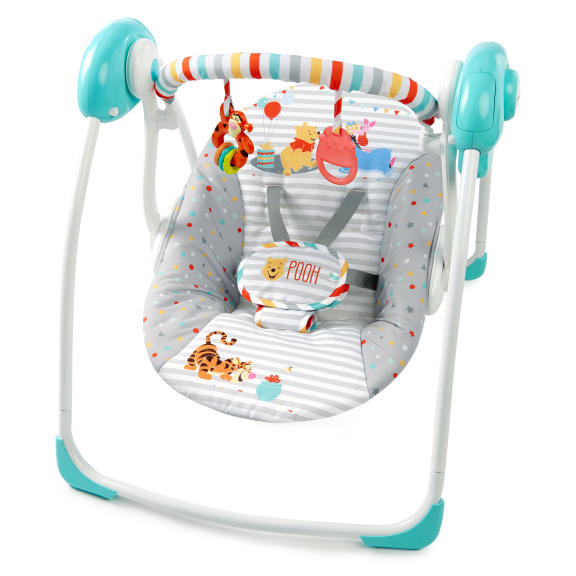 WINNIE THE POOH Happy Hoopla Portable Swing™ from Bright Starts™