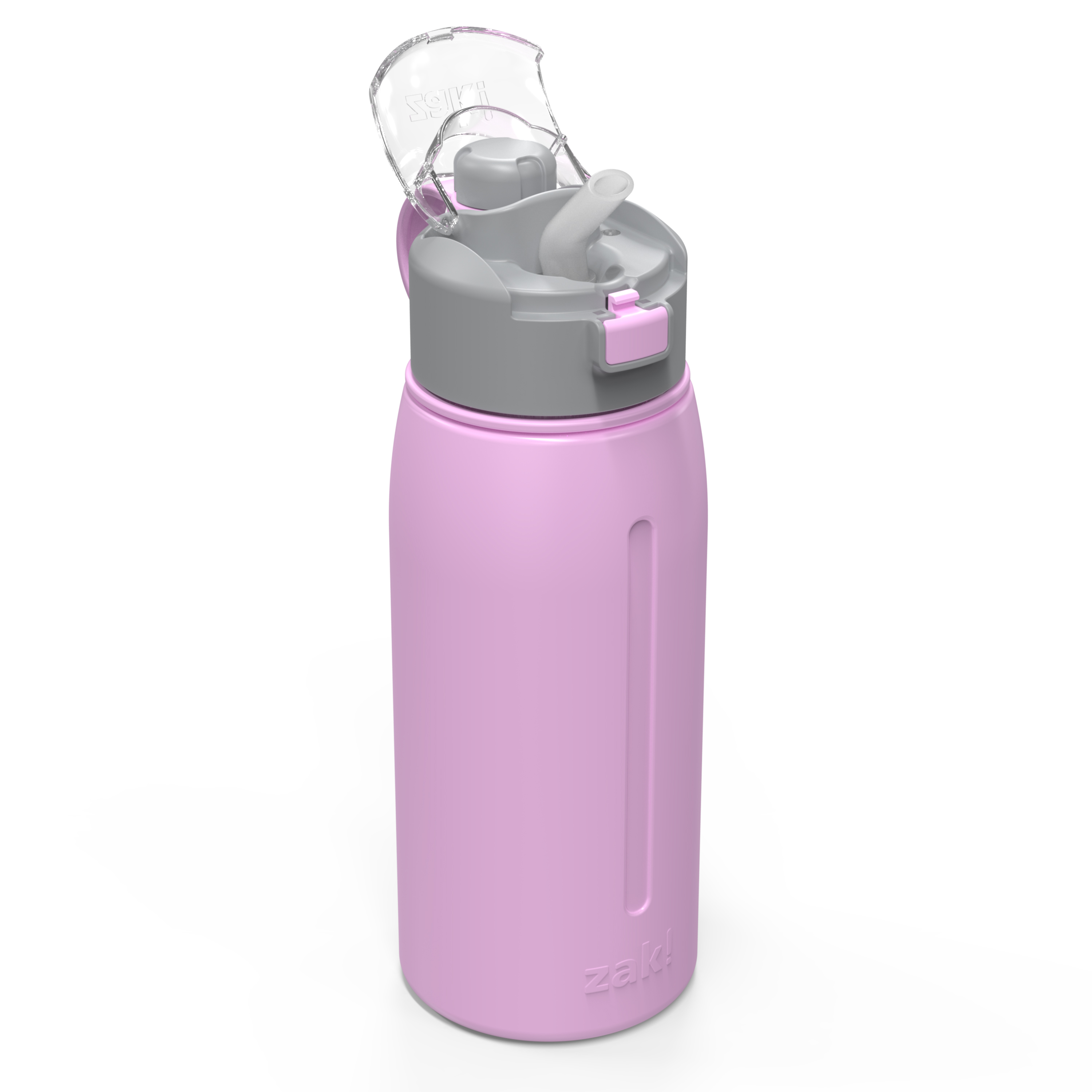 Genesis 24 ounce Vacuum Insulated Stainless Steel Tumbler, Lilac slideshow image 2