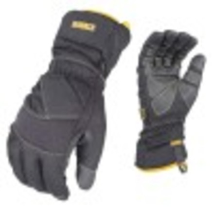 DEWALT DPG750 100g Insulated Extreme Condition Cold Weather Work Glove