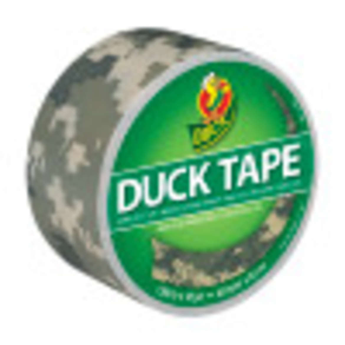 Printed Duck Tape® Brand Duct Tape - Digital Camo, 1.88 in. x 10 yd. Image