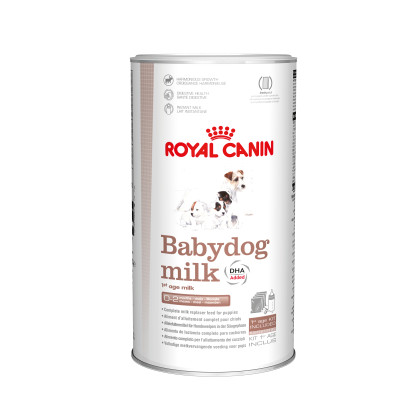 Royal Canin Canine Health Nutrition Babydog Milk- Milk Replacer for Puppies