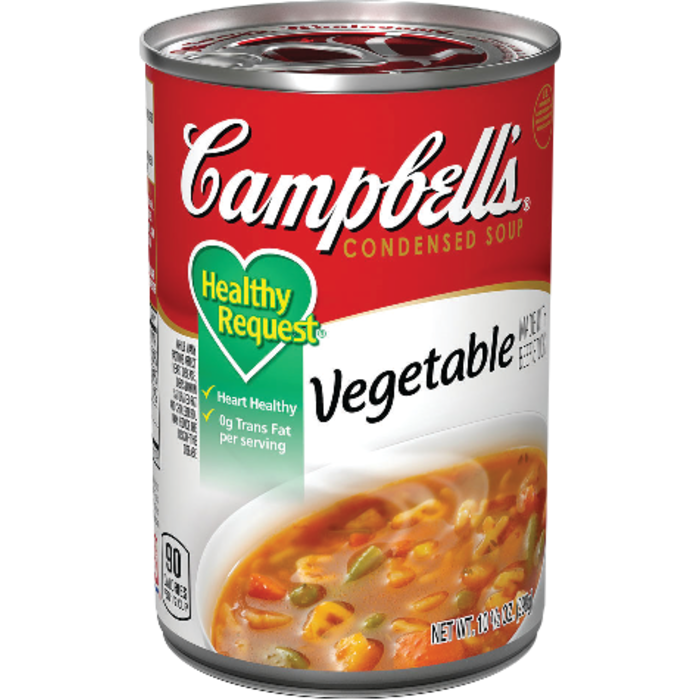 Healthy Request®Vegetable Soup