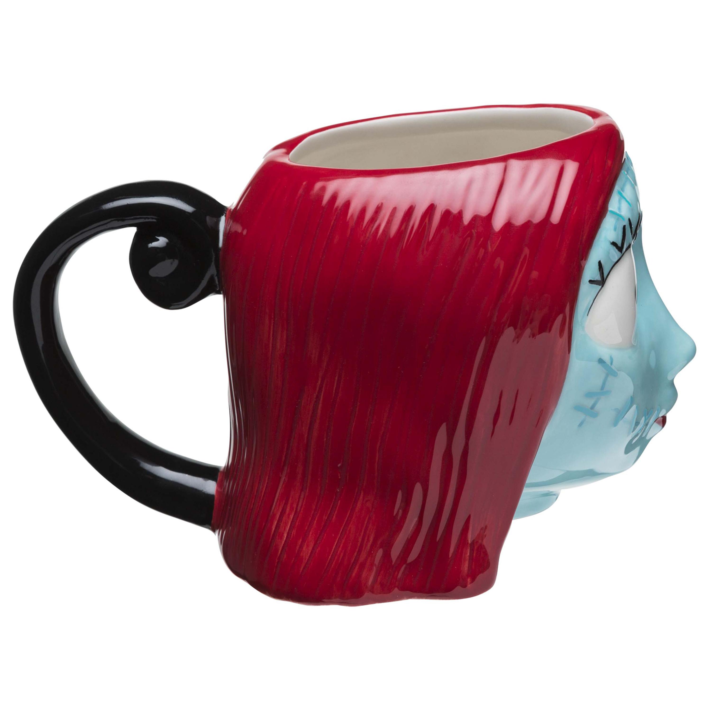 Nightmare Before Christmas 13 ounce Coffee Mug, Sally slideshow image 4