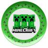 Minecraft Dinnerware Set, Creeper, 2-piece set slideshow image 2
