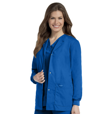 7525 Landau Warm-Up Jacket-Landau