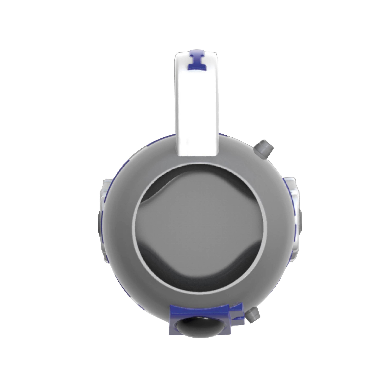 Star Wars 13 ounce Coffee Mug and Spoon, R2D2 slideshow image 9