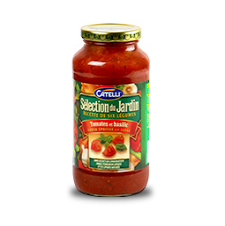 Catelli Garden Select Country Mushroom Pasta Sauce