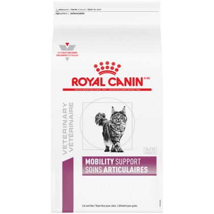 Royal Canin Veterinary Diet Feline Mobility Support Dry Cat Food