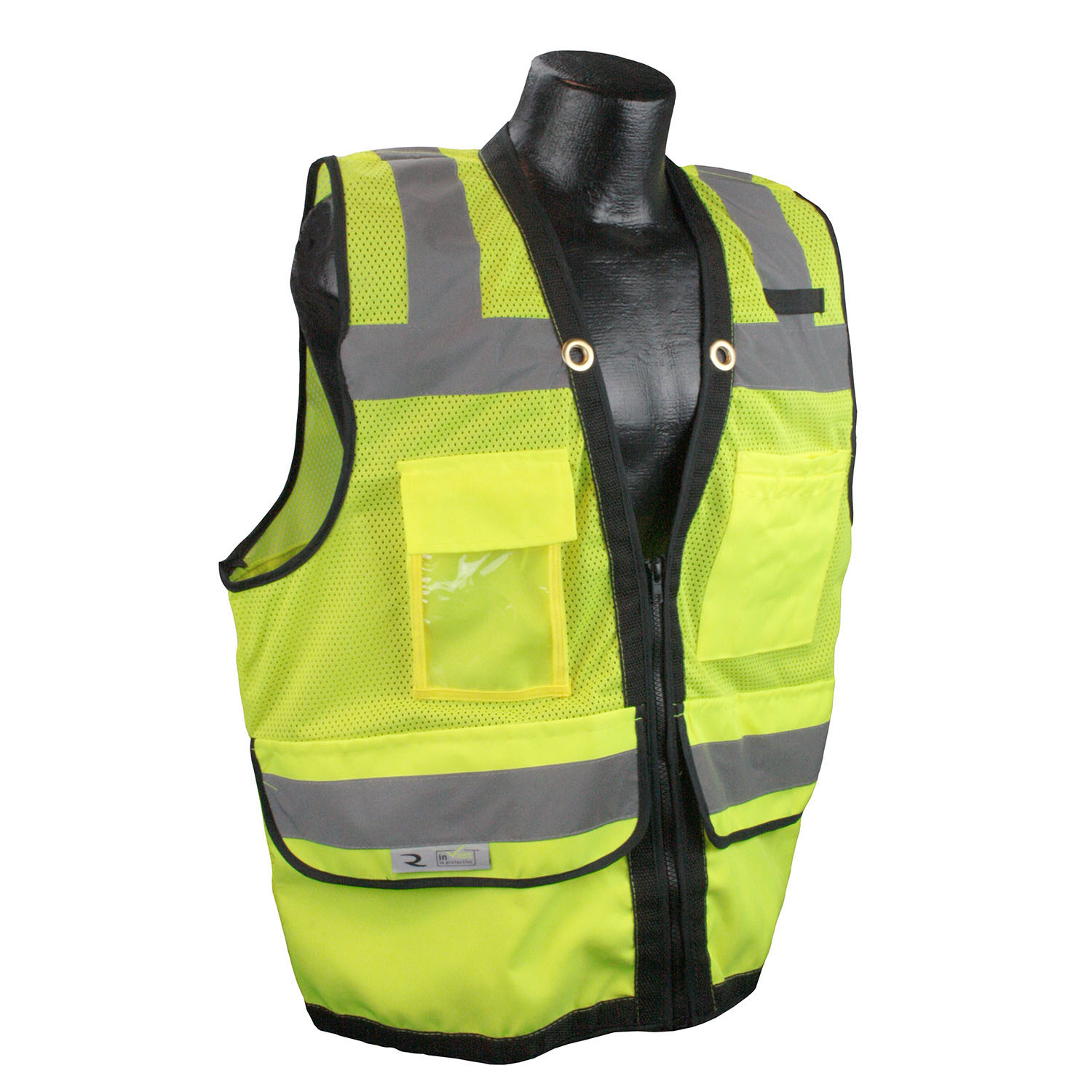 Radians SV59Z Type R Class 2 Heavy Duty Surveyor Safety Vest