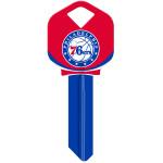 Philadelphia 76ers Key Blank
