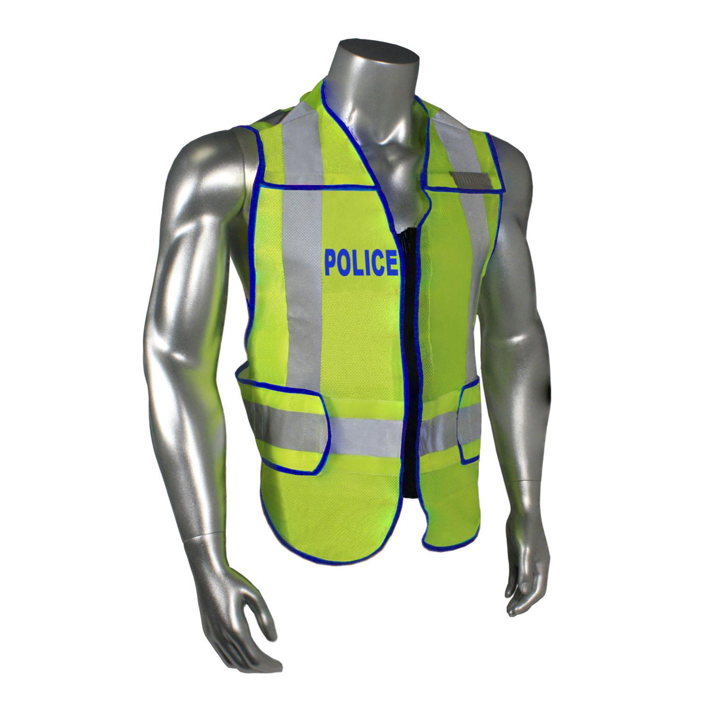Radwear USA LHV-207DSZR-EMS EMS Safety Vest