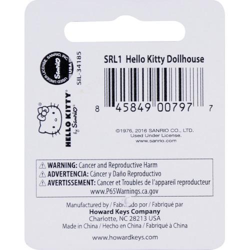 Hello Kitty Dollhouse Breakaway Lanyard