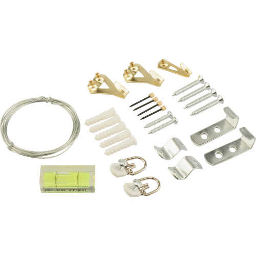 OOK Professional Mirror and Picture Hanging Kit 50lb