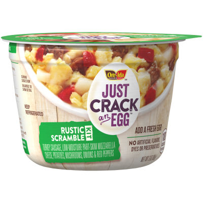 Ore-Ida Just Crack An Egg Rustic Scramble Kit 3 oz Cup