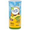 Crystal Light Decaffeinated Lemon Iced Tea Drink Mix, 5 count Canister