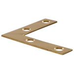 Hardware Essentials Flat Corner Braces
