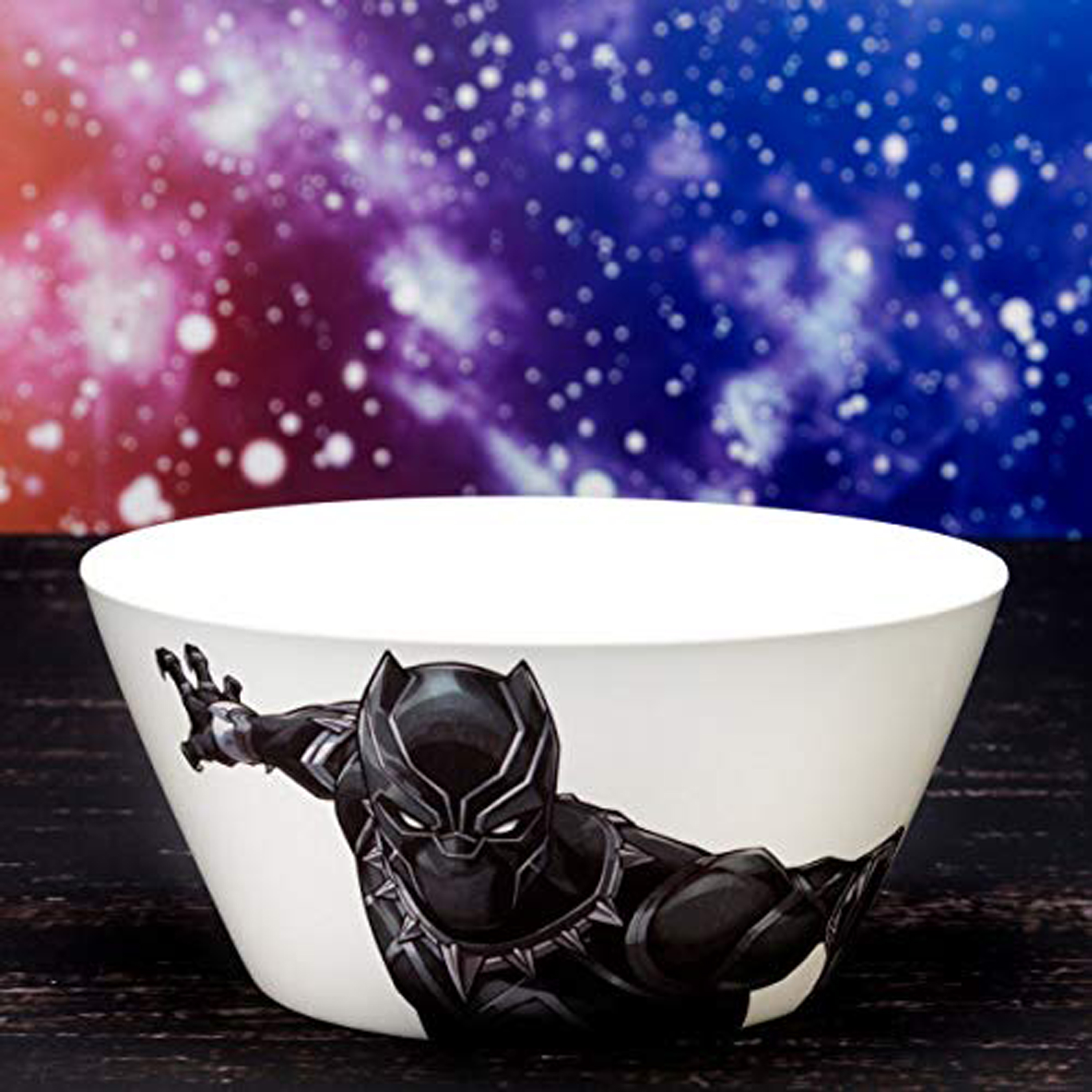 Marvel Comics Dinnerware Set, Black Panther & The Avengers, 2-piece set slideshow image 11