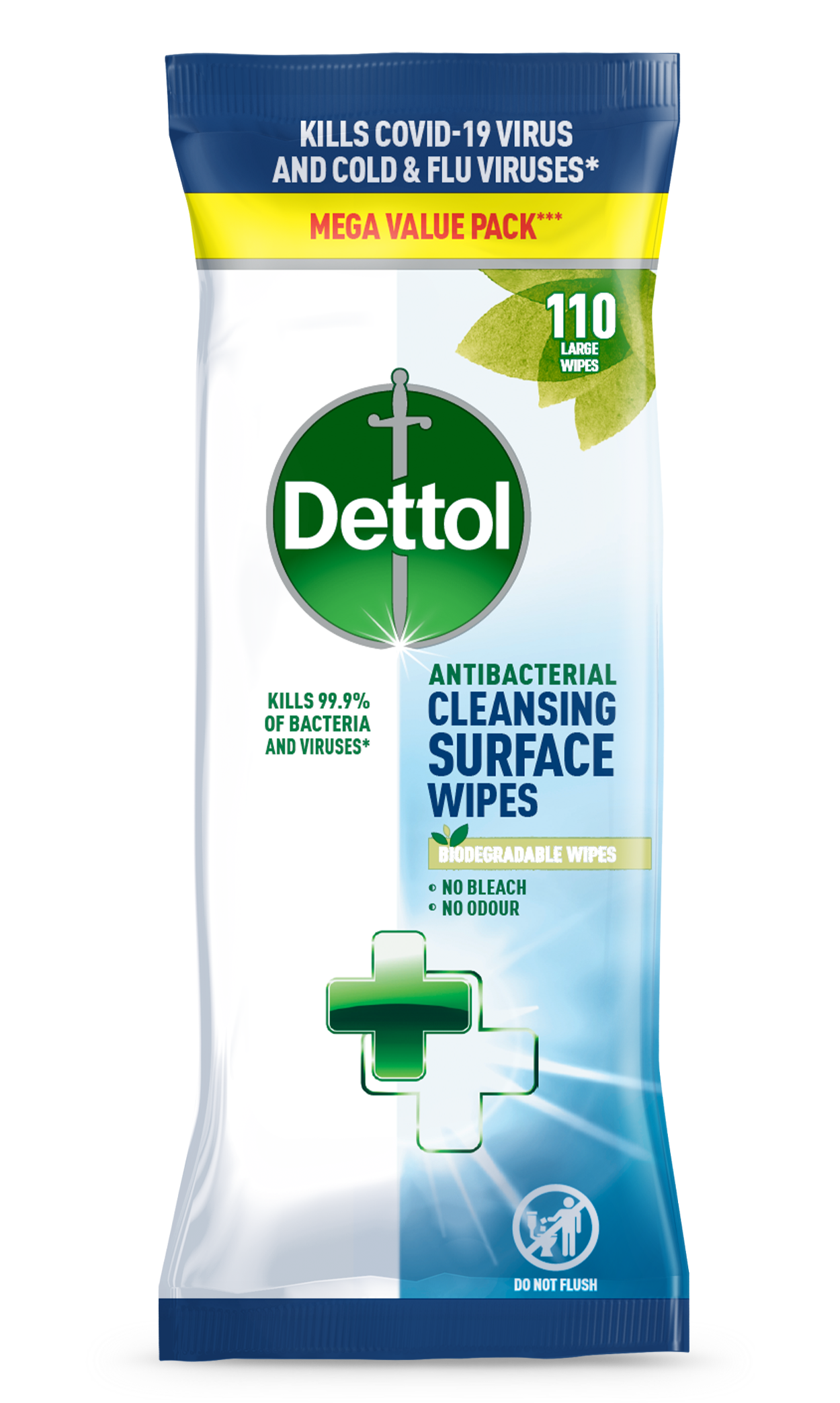 Dettol Cleansing Surface Wipes