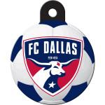 FC Dallas Large Circle Quick-Tag