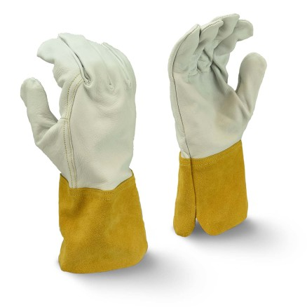 Radians RWG6710 Mig-Tig Select Grain Goatskin Leather Welding Glove