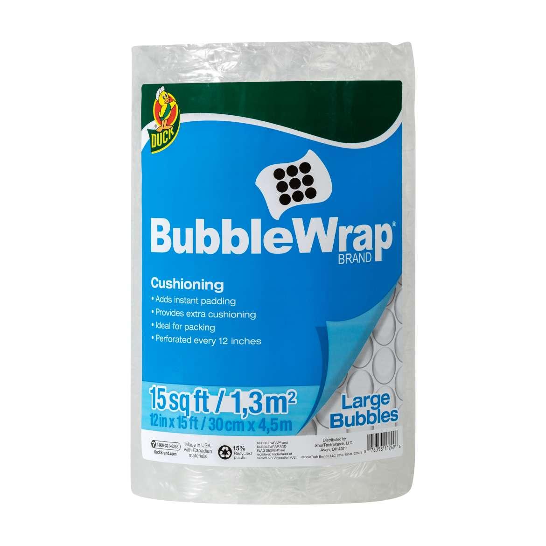Large Bubble Wrap® Cushioning Image