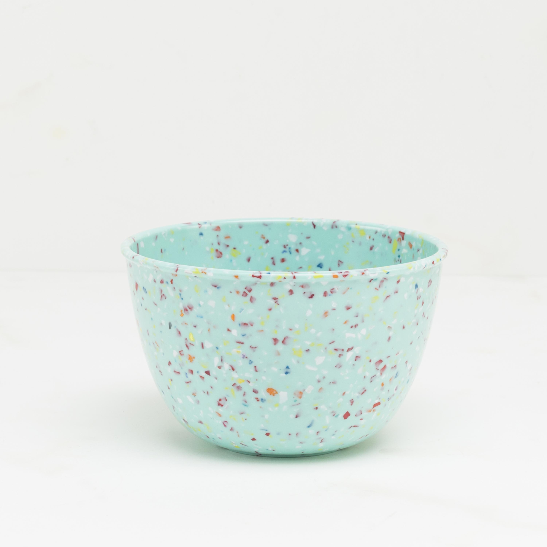 Confetti 24 ounce Soup Bowl, Mint, 6-piece set slideshow image 11