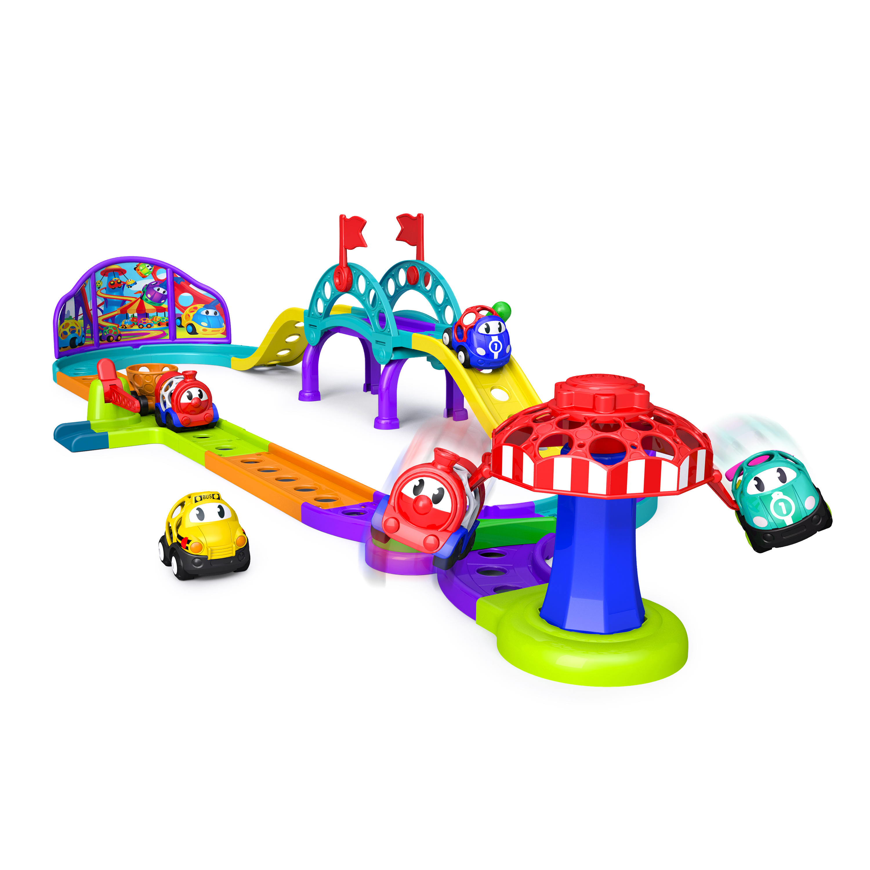 Go Grippers™ Adventure Park Playset™