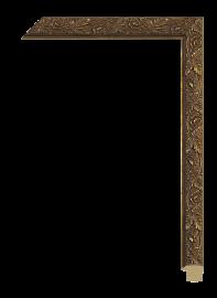 Allegra Antique Gold 7/8