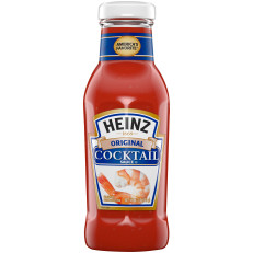 Heinz Original Cocktail Sauce, 12 oz Bottle image