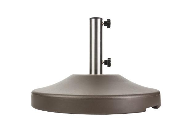 Fillable Free Standing Umbrella Base - Bronze 1